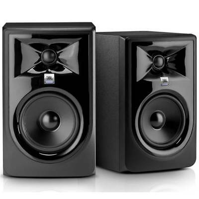 JBL LSR305P MkII 5 Inch Two-Way Powered Studio Monitors (Pair)