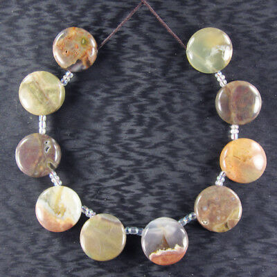 """Mexican Agate 7"""" Inch Bead Set ZZ015067"""