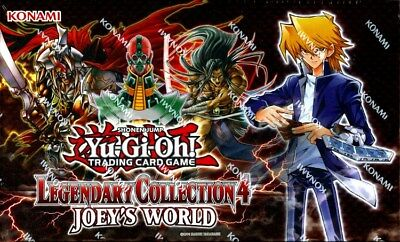 Yugioh Legendary Collection Series 4: Joey's World - Box Blowout Cards