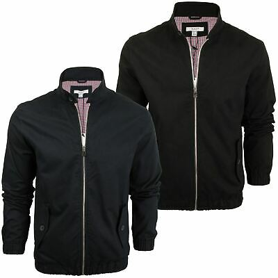 Xact Mens Classic Harrington Jacket Coat MOD