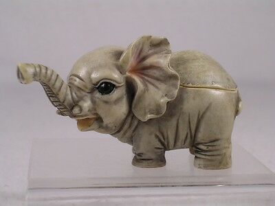 Harmony Kingdom Ball Pot Bellys / Belly 'Peanut' Elephant #PBZEL2 Ret New In Box