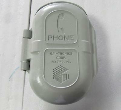 GAI-TRONICS Weatherproof Telephone Box Enclosure Cabinet