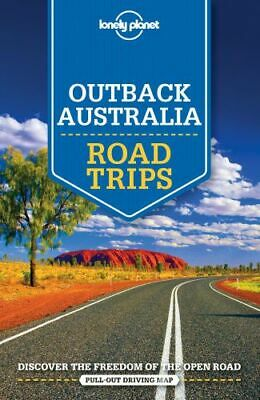 NEW Outback Australia Road Trips By Lonely Planet Travel Guide Paperback