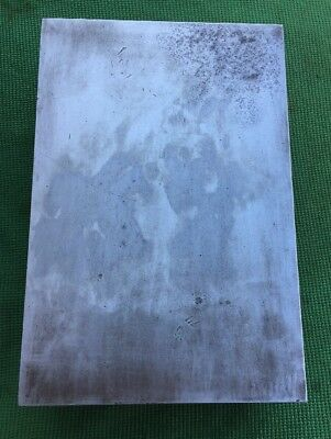 "Challenge Machinery Co. Cast Iron Machinist Inspection Surface Plate 12"" x 8""USA"