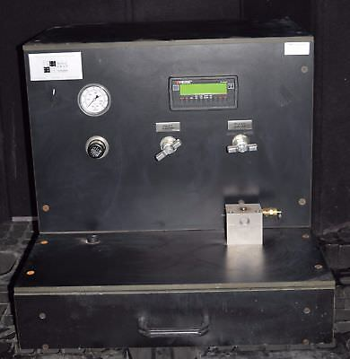 MODAL SHOP MODEL 9903C LOW PRESSURE CALIBRATION SYSTEM -HEISE 150psi   (#1987)