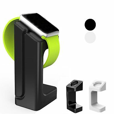 New Docking Stand Holder Charger Station For Apple Watch iWatch US