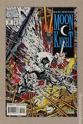 Marc Spector Moon Knight #55 1993 VF- 7.5