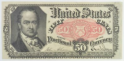 1875 50 Cents 5th Issue Fractional Currency *364