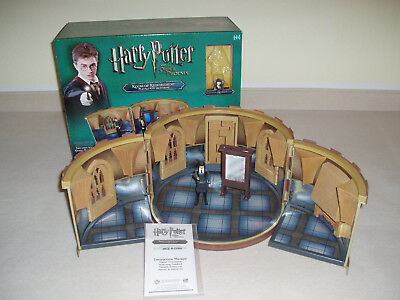 HARRY POTTER POPCO 3,75'' Room of Requirement Playset mit Figur Cho Chang TOP!