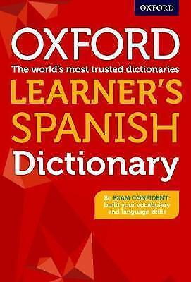 Oxford Learner's Spanish Dictionary: Supporting GCSE students to become exam con
