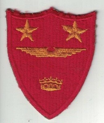 WWII USMC HQ Marine Air Wing Pacific Embroidered Patch MAW-PAC