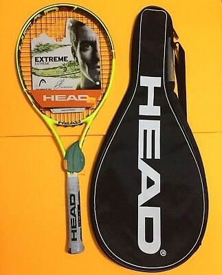 HEAD Graphene Extreme Pro XTR Tennis Racquet Sz 4 3/8-3 + HEAD Coverbag NWT
