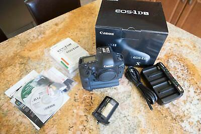 Canon EOS-1D X 1DX 18.1MP Full Frame Digital SLR Camera - EXCELLENT CONDITION