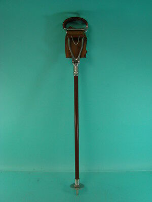Vintage Abercrombie & Fitch Steeplechase Folding Tournament Seat Cane England