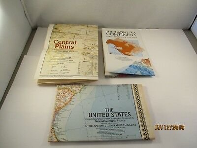 National Geographic Society Maps #15
