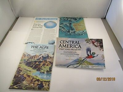 National Geographic Society Maps #14