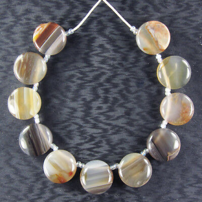 """Mexican Agate 7"""" Inch Bead Set ZZ015047"""