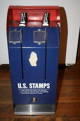 Awesome Vintage United States Postal Service Stamp Machine Usps