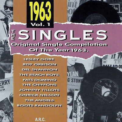 The Singles - Original Single Compilation Of The Year 1963 Vol. 1 / Cd