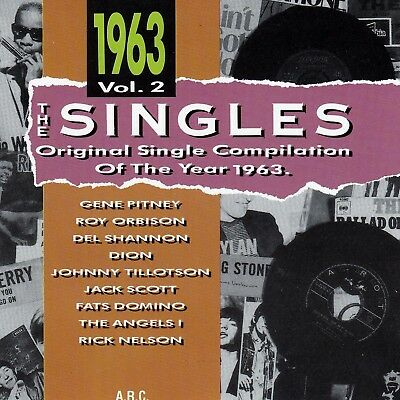 The Singles - Original Single Compilation Of The Year 1963 Vol. 2 / Cd