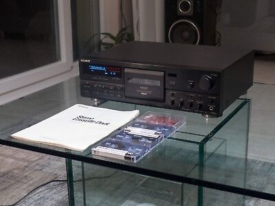 Sony TC-K808ES High End Tapedeck