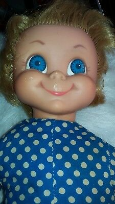 Vintage 1960S 1967 Mattel Mrs Beasly Doll Needs Tlc From Family Affair Tv Show