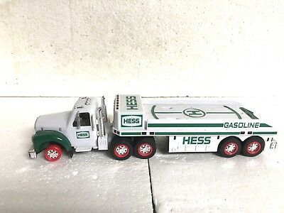 Hess Toy Truck 2002 Transporter Only No Airplane 943