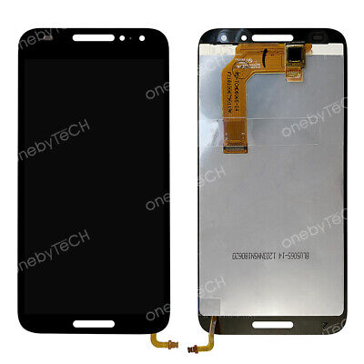 "Black 5"" Vodafone VFD610 Smart N8 VFD-610 Touch Digitizer Lcd Display Assembly"