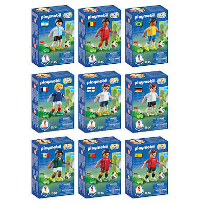 PLAYMOBIL® FIFA World Cup Russia™ Nationalspieler AUSWAHL