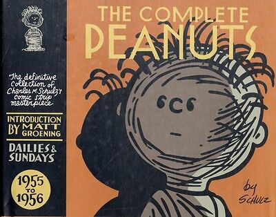 The Complete Peanuts 1955-1956 (Book 3) (Hardcover), Schulz, Char...