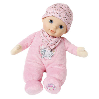 My First Baby Annabell Newborn Heartbeat Soft Body Pink