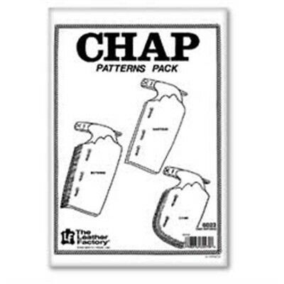 Tandy Leather Factory Pattern Pack-chap - Packchap