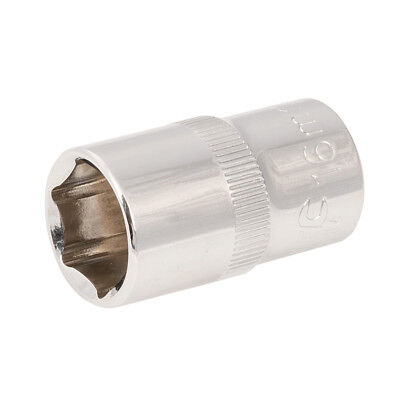 "Genuine Silverline Socket 1/2"" Drive 6pt Metric 16mm 