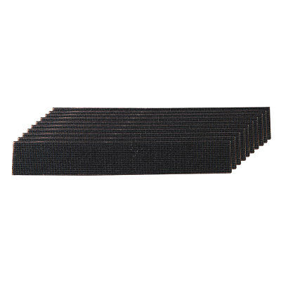 Silverline Silicon Carbide Pipe Cleaning Strips 10pk Assorted Grit | 663120