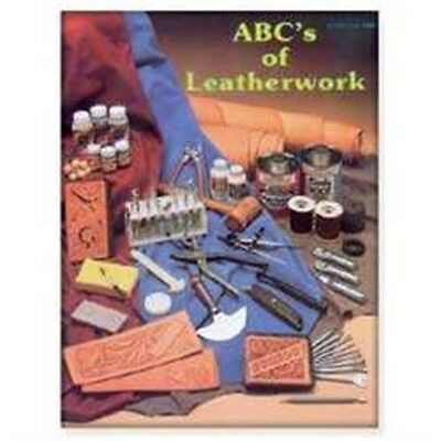 Abc's Of Leatherwork Book - How To Leather Guide Tandy Leather 61904-00