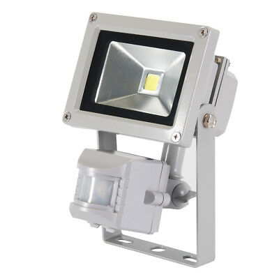 Genuine Silverline LED Floodlight 10W PIR | 259800