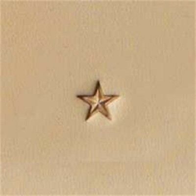 Z609 Medium Star Leather Stamp - Craftool 680900