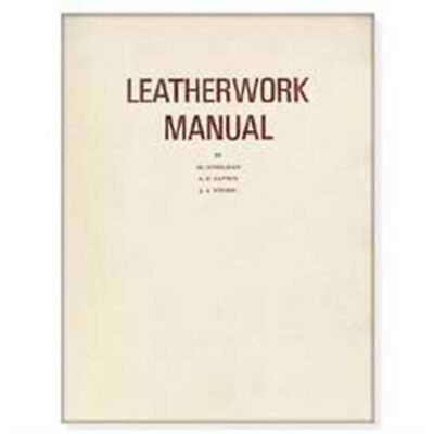 Leatherwork Carving & Fabrication Manual - Tandy Leather Craft 61891-00 Guide