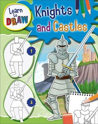 Knights and Castles (Learn to Draw) (Hardcover), Santillan, Jorge...