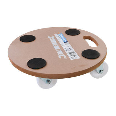 Genuine Silverline Round Platform Dolly 250kg | 739663