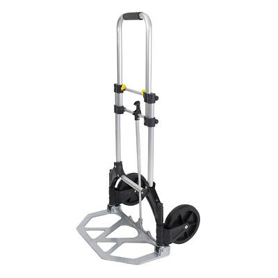 Genuine Silverline Folding Sack Truck 70kg | 633565