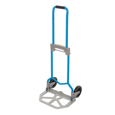 Genuine Silverline Steel Folding Hand Truck 60kg | 872993