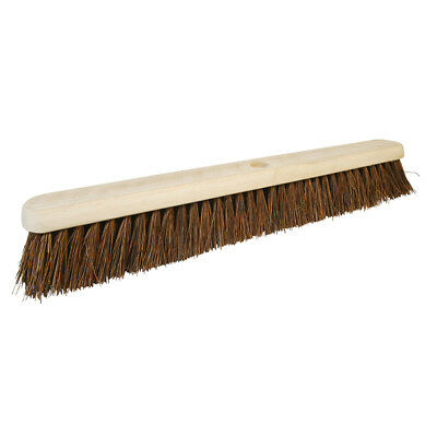 "Genuine Silverline Broom Stiff Bassine 610mm (24"") 