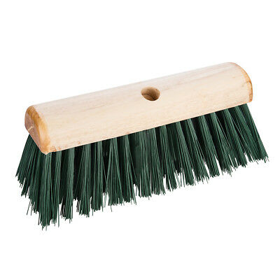 "Genuine Silverline Broom PVC Saddleback 330mm (13"") 