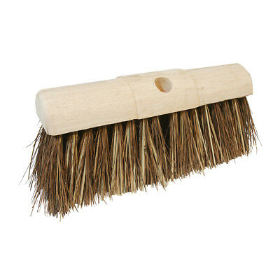 "Genuine Silverline Broom Bassine/Cane Saddleback 330mm (13"") 