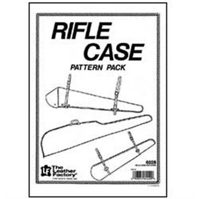 Rifle Case Leather Pattern Pack - Pack