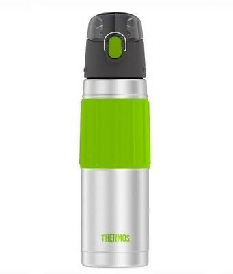 Thermos Vacuum Insulated Stainless Steel Hydration Bottle (18 oz/ Lime)