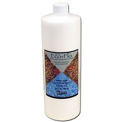 Eco-flo Tanners Bond Handwerk Zement 32 Fl. Oz (946 Ml) Durch Tandy-leder
