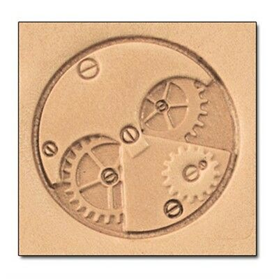 Time 3d Leather Stamping Tool By Tandy Leather - Craf Stamp 864900
