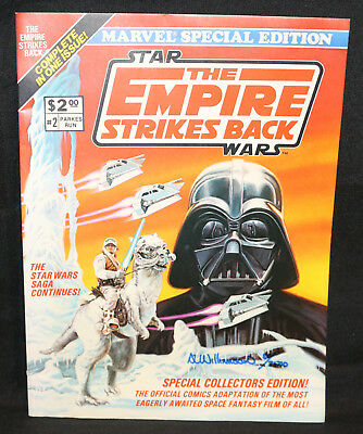 Marvel Special Edition 2: The Empire Strikes Back 80/2500 Signed Al Williamson